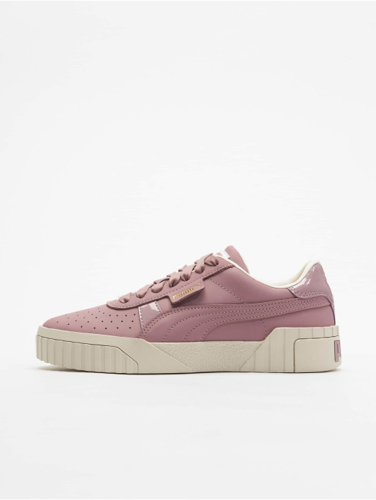 Puma Sneakers Cali Nubuck purple