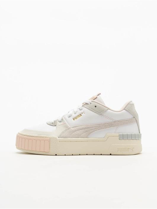Puma Sneakers Cali Sport Mix white