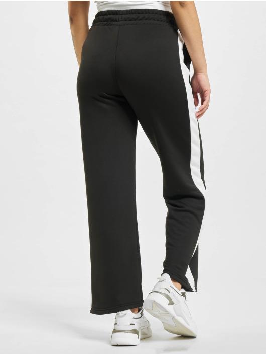 Puma Sweat Pant Iconic T7 Wide Leg black