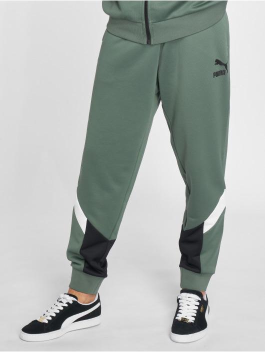 Puma Sweat Pant Mcs Track green