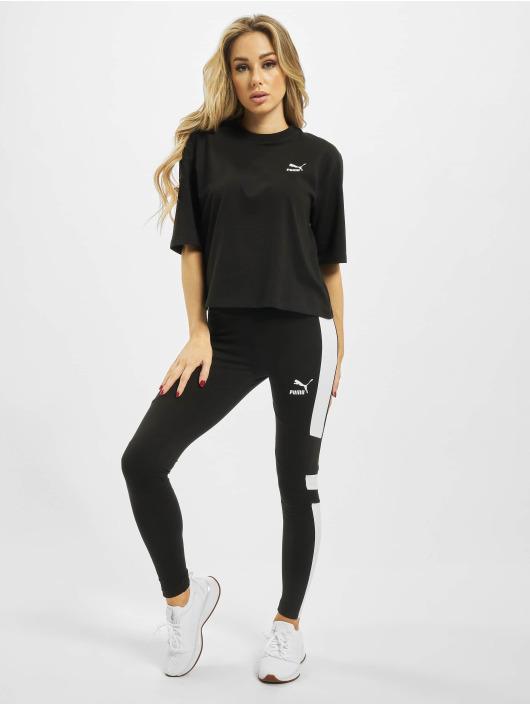 Puma T-Shirt TFS Graphic black