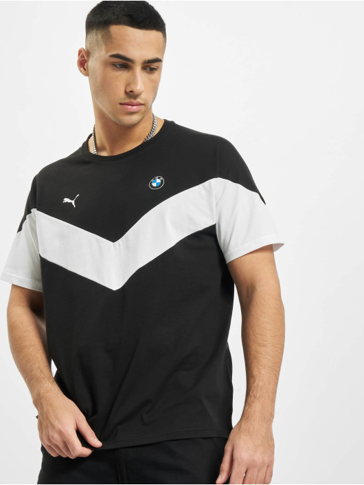 Puma T-Shirt BMW MMS MCS black
