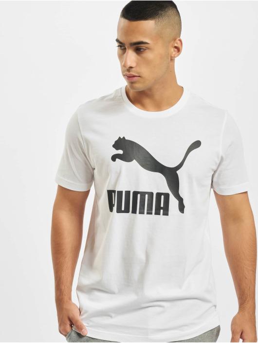 Puma T-Shirt Logo white