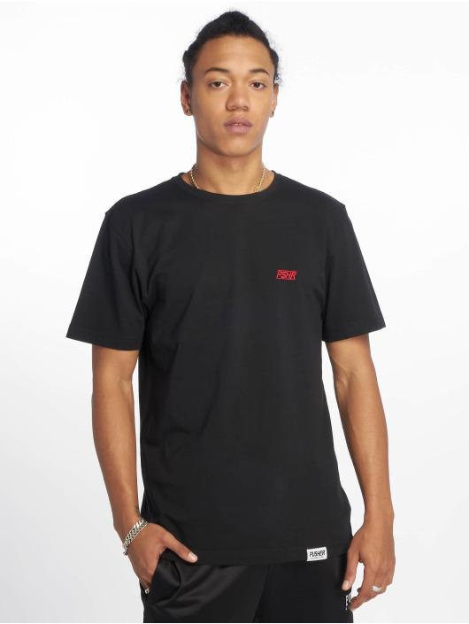 Pusher Apparel T-Shirt Pshr black