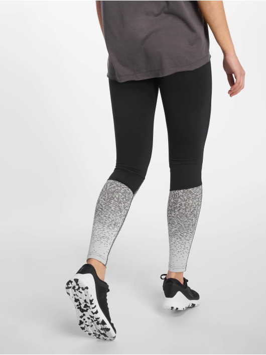 Reebok Performance Leggings/Treggings Rc Lux Fade black
