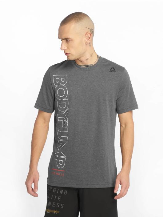 Reebok Performance Sport Shirts Bodypump gray