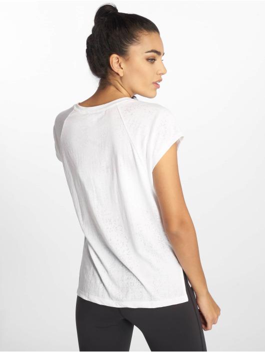 Reebok Performance T-Shirt Os Bo white