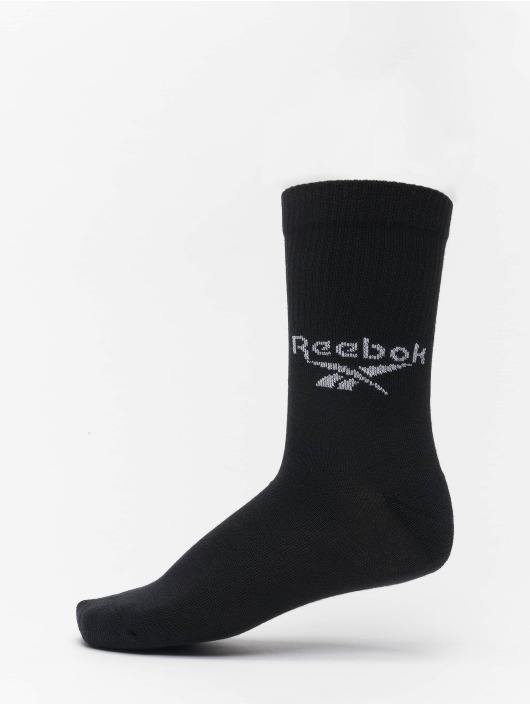 Reebok Socks Classics 3 Pack FO black
