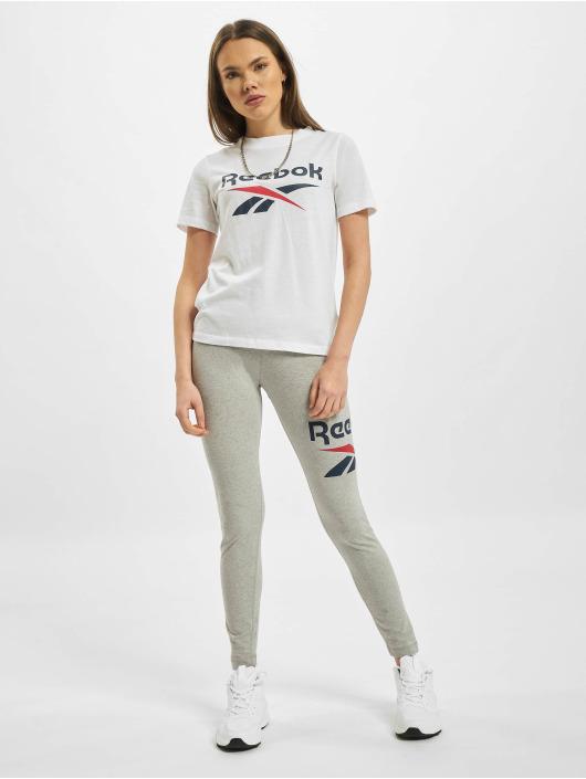 Reebok T-Shirt Identity BL white