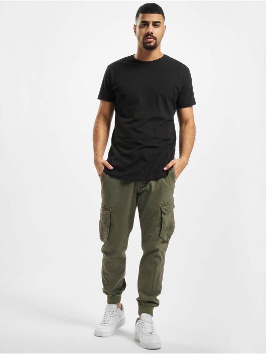 Reell Jeans Cargo pants Reflex Rib olive