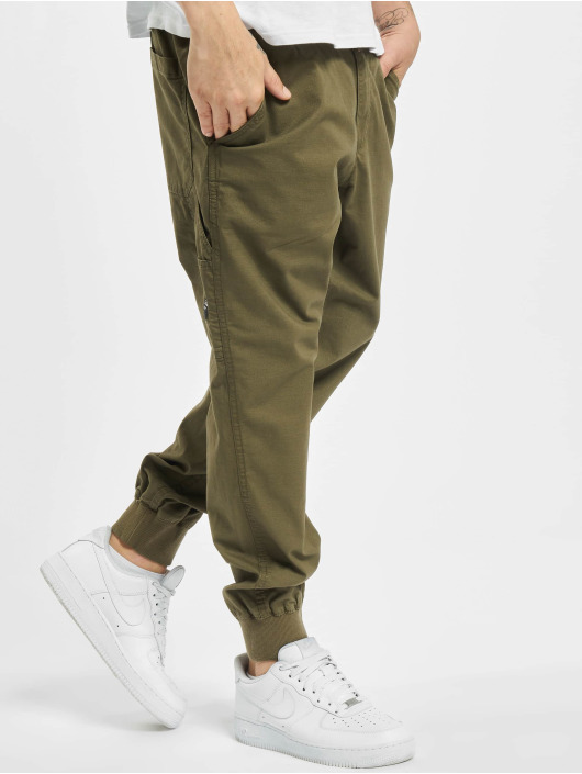 Reell Jeans Cargo pants Reflex Rib Worker LC olive