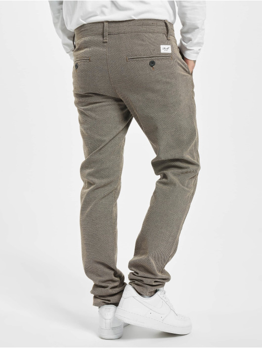 Reell Jeans Chino pants Superior Flex beige
