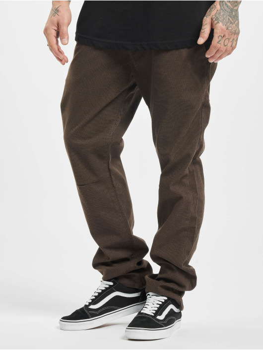 Reell Jeans Chino pants Reflex Evo brown