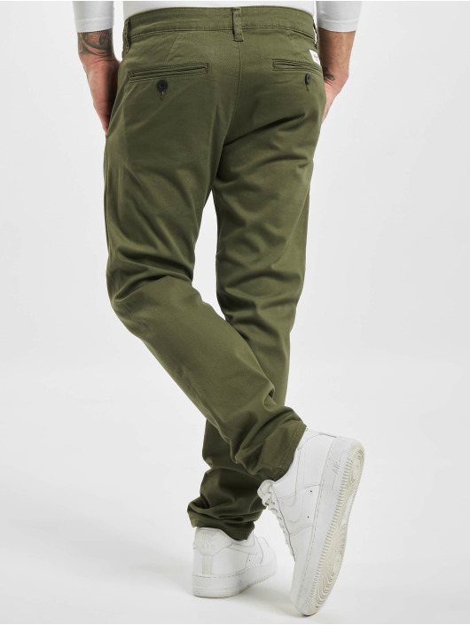 Reell Jeans Chino pants Flex Tapered olive