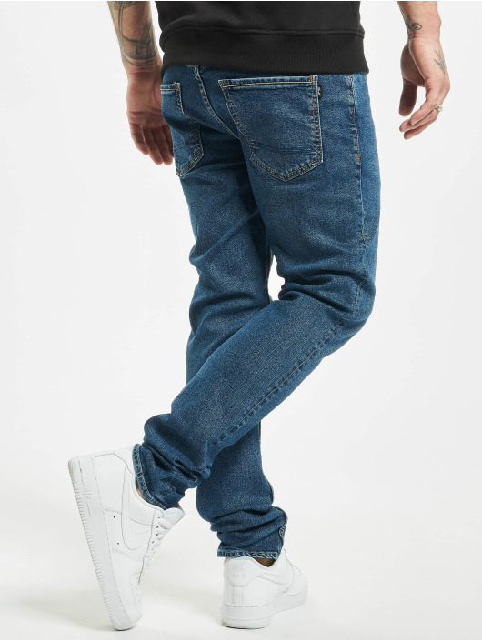 Reell Jeans Slim Fit Jeans Spider blue