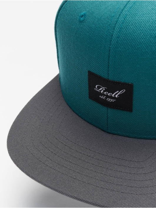 Reell Jeans Snapback Cap Pitchout blue