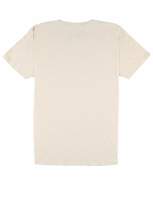 Revolution T-Shirt Round Neck beige