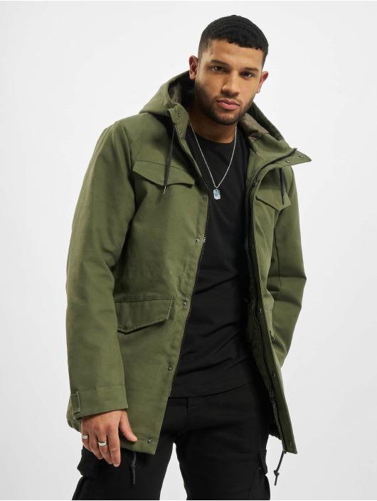 Revolution Winter Jacket 7516 green