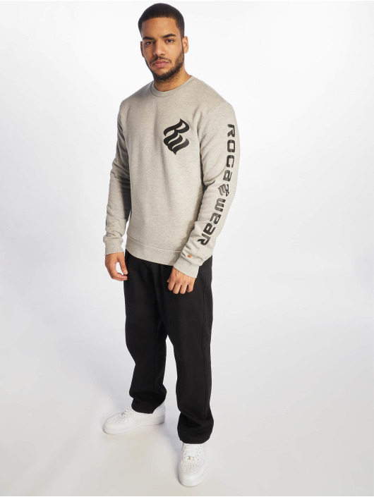 Rocawear Pullover Printed gray