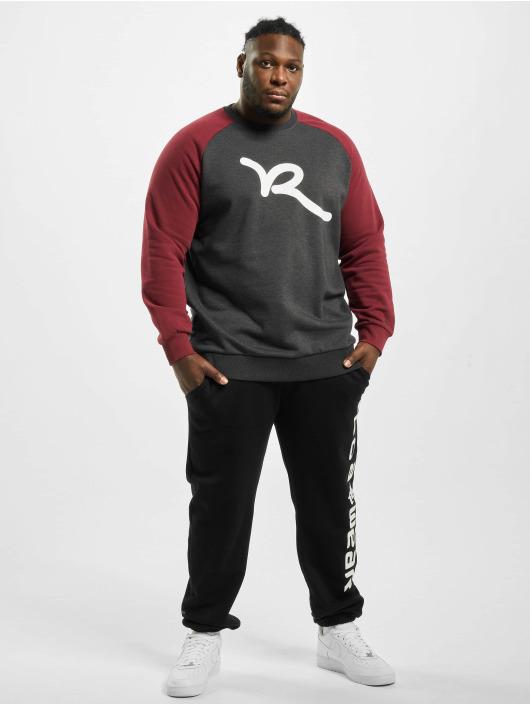 Rocawear Pullover Big Raglan red