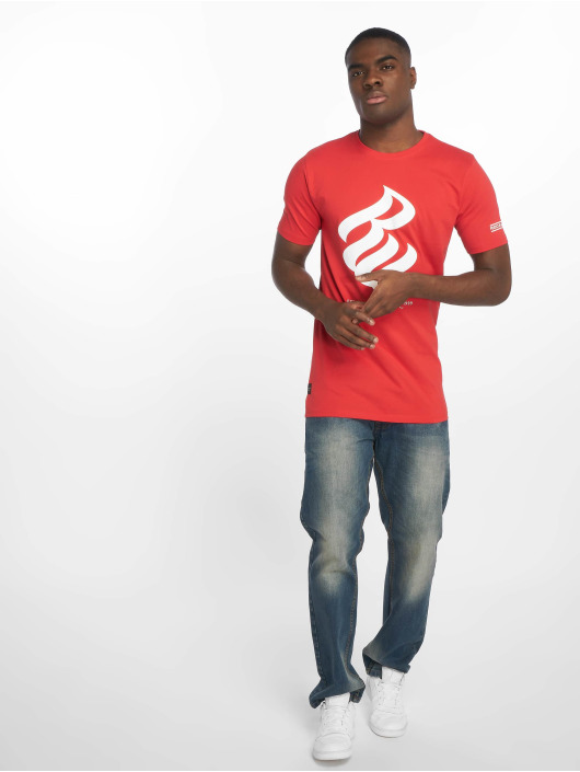 Rocawear T-Shirt NY 1999 T red