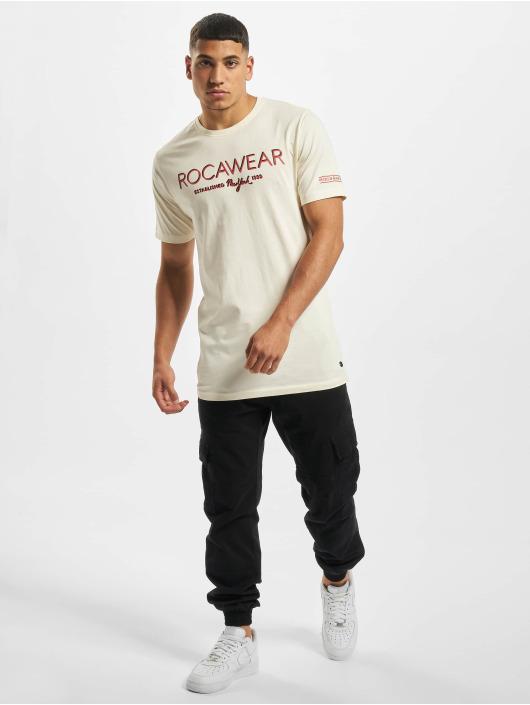 Rocawear T-Shirt Neon white