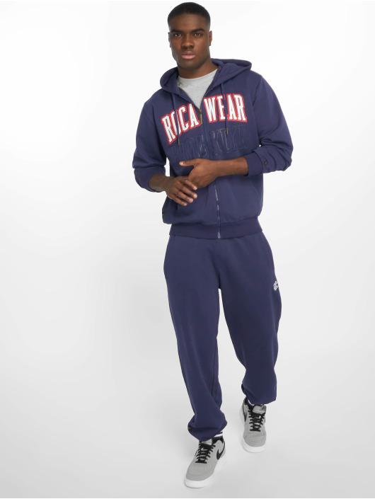 Rocawear Zip Hoodie Brooklyn blue