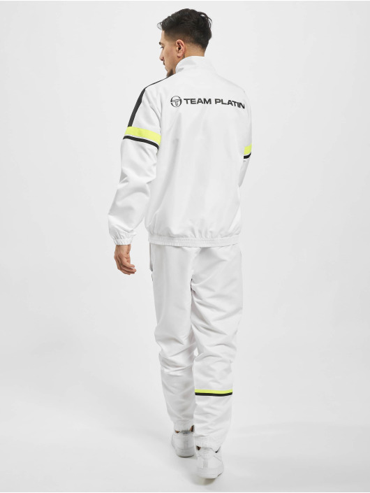Sergio Tacchini Suits Team Platin Cryo white