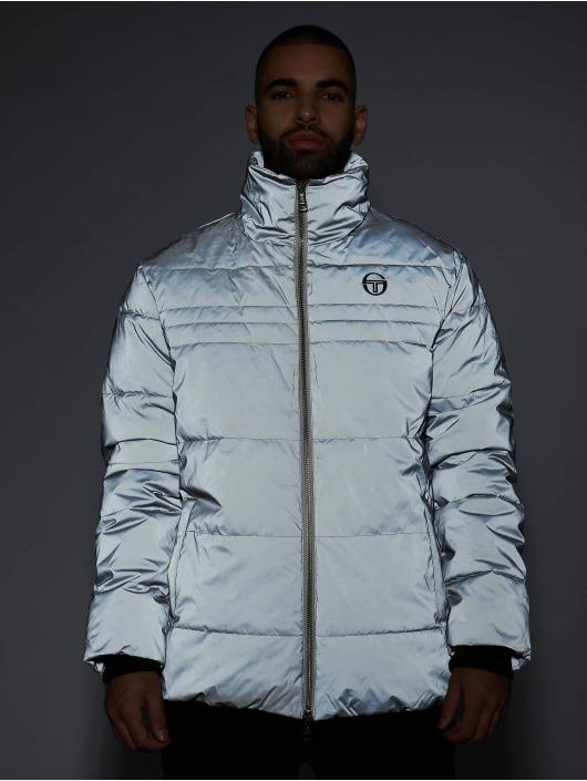 Sergio Tacchini Winter Jacket Dhule silver