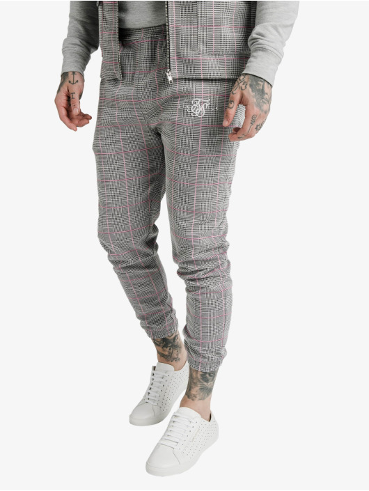 Sik Silk Chino pants Smart Cuff gray