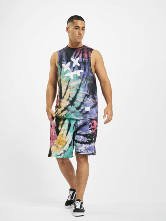 Sik Silk Short X Steve Aoki Relaxed colored