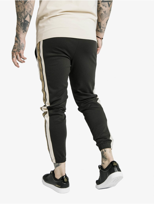Sik Silk Sweat Pant Premium Tape gray