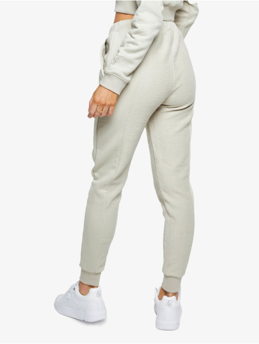 Sik Silk Sweat Pant Half gray