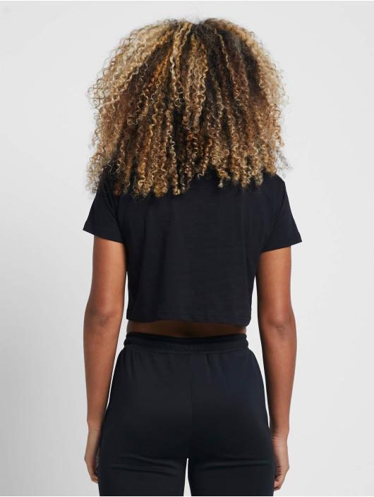 Sik Silk Top Luxury black