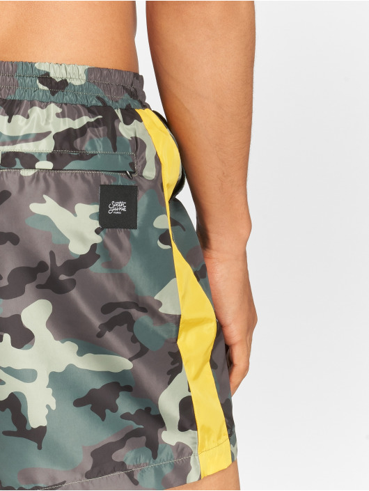 Sixth June Badeshorts Camo camouflage