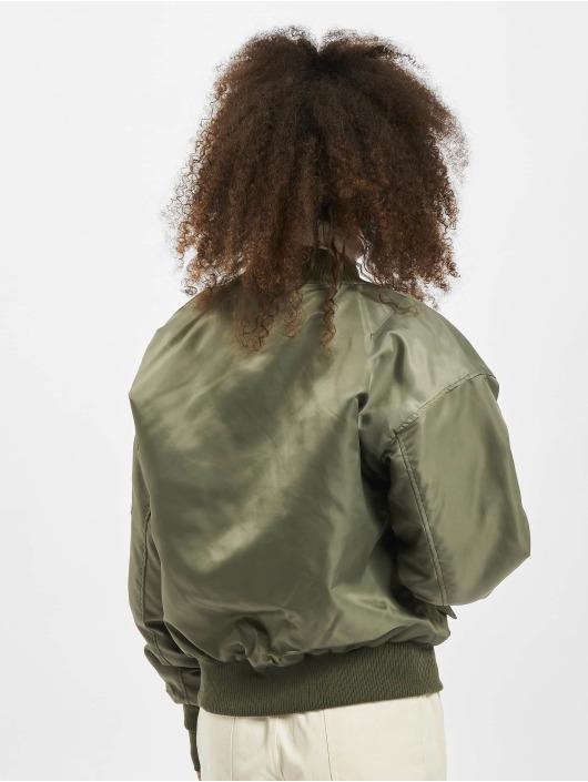 Sixth June Bomber jacket Oversized khaki