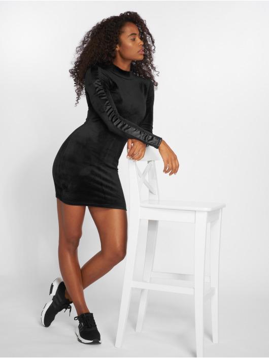 Sixth June Dress Glitter black