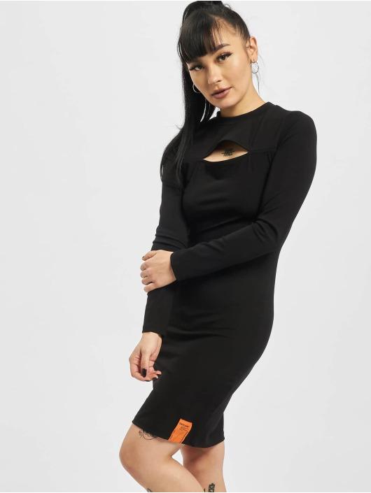 Sixth June Dress Sexy Opening black
