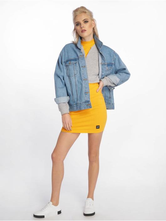 Sixth June Dress Zip Open yellow