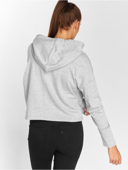 Sixth June Hoodie Ultra Oversized gray