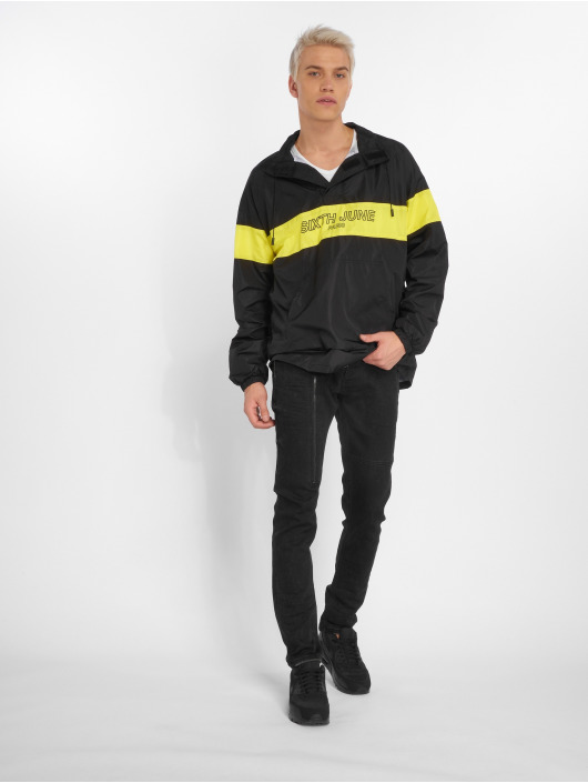 Sixth June Lightweight Jacket Marrol black