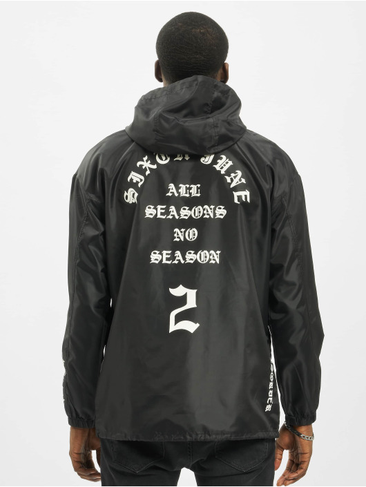 Sixth June Lightweight Jacket Basic black
