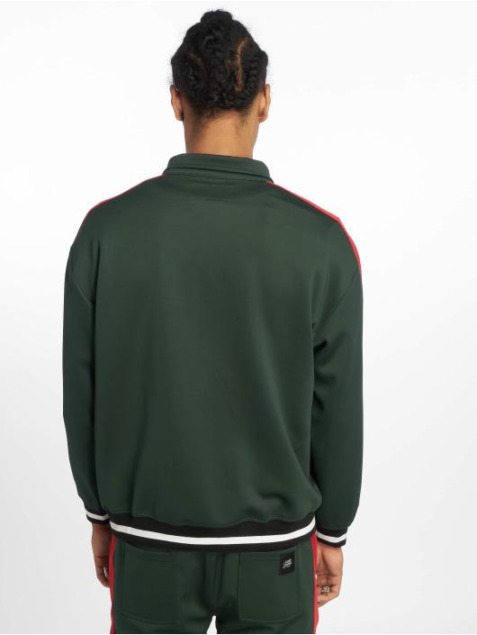 Sixth June Lightweight Jacket Side Bands green