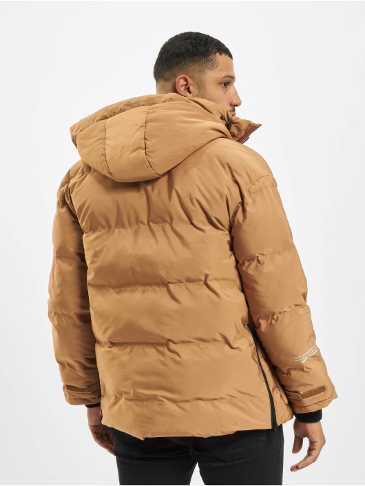 Sixth June Parka Oversize Stylish Down brown