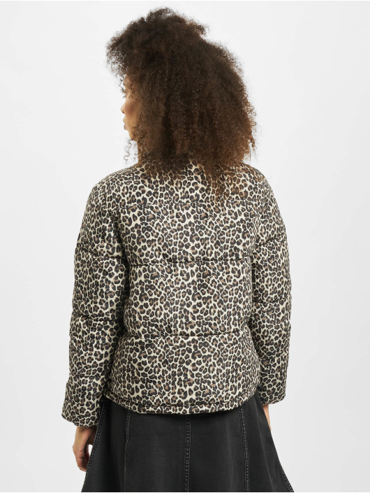 Sixth June Puffer Jacket Printed beige