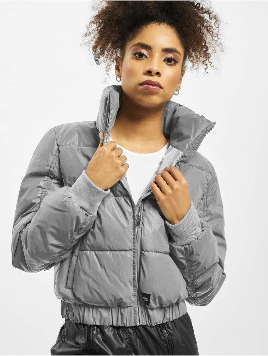 Sixth June Puffer Jacket Reflective gray