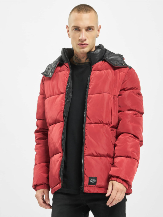 Sixth June Puffer Jacket Mountain Down Jacket red