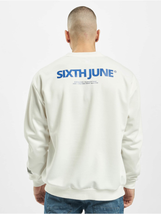 Sixth June Pullover Reflective white