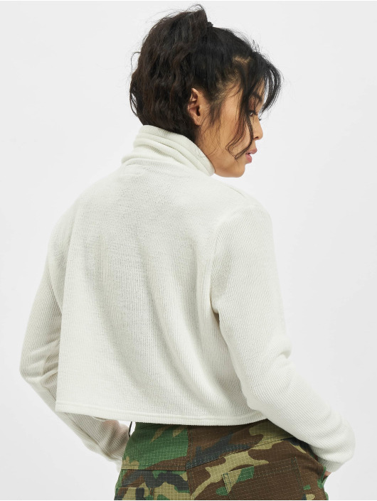 Sixth June Pullover Utility Knitwear white