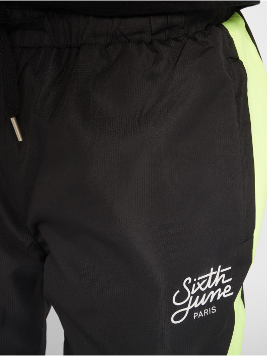 Sixth June Sweat Pant Stripe black
